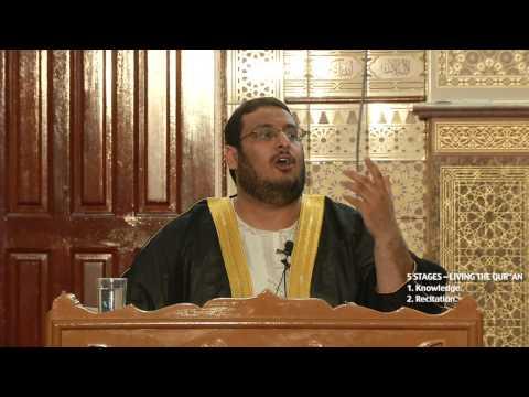 Living The Qur'an - Sheikh Yahya Ibrahim
