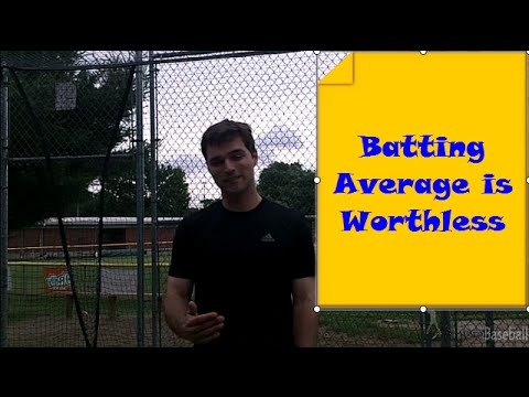 Youth Hitting Drills for Baseball: Win With OBP