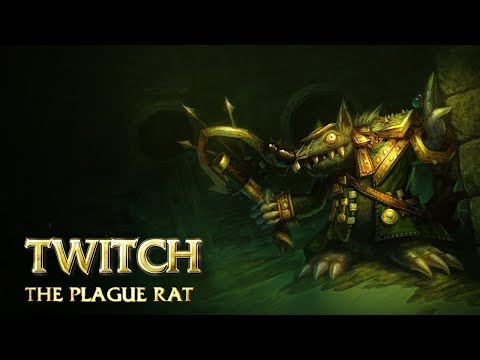 Twitch AD, Guide Rune Season 8, League Of Legends