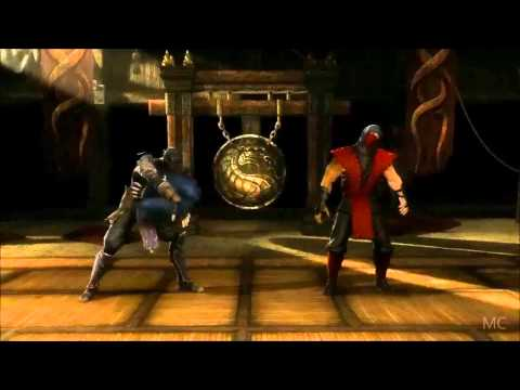 Mortal Kombat - Trailer [HD]