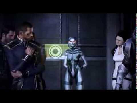 Miranda Mass Effect 3 Romance