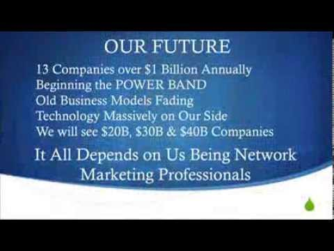Why Network Marketing Will Continue To Grow - NMPRO #975