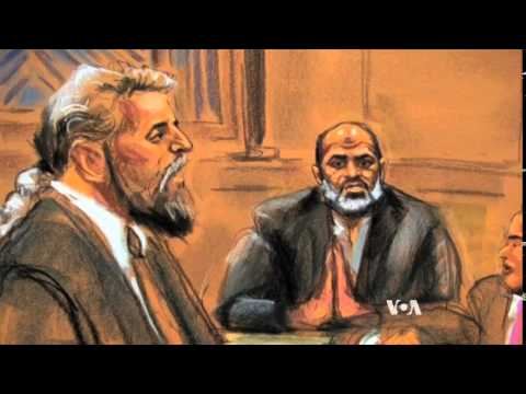 US Jury Convicts Bin Laden Son-in-Law on Terror Charges