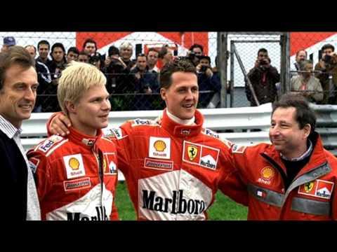 Mika Salo Ο π΄ρωην πιλότος της F1 για π΄ρωτη φορά στην Κύπρο