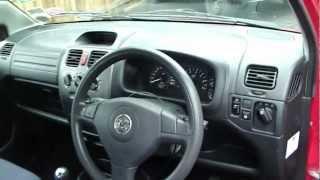 Vauxhall Agila 1.2