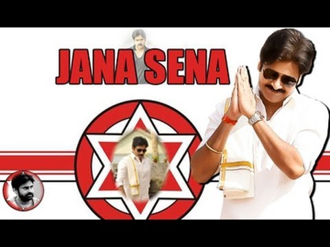 Pawan Kalyan's Jana Sena Party || Official Song