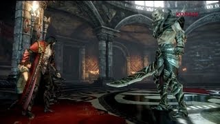 Castlevania : Lords of Shadow 2 Pc Gameplay
