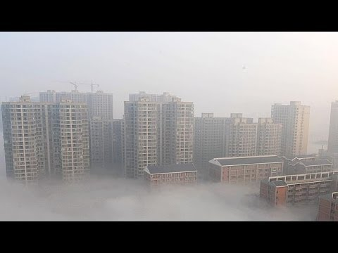 Asian air pollution strengthens Pacific storms | BREAKING NEWS - 15 APRIL 2014