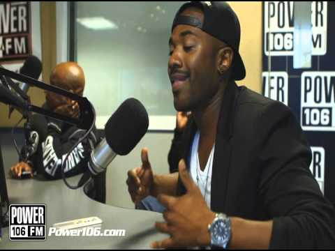 Ray J talks Kim kardashian & new record