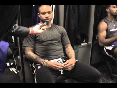 Derek Spallone One On One Interview With Sacramento Kings Point Guard Isaiah Thomas