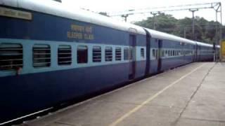 Tren super largo en la India