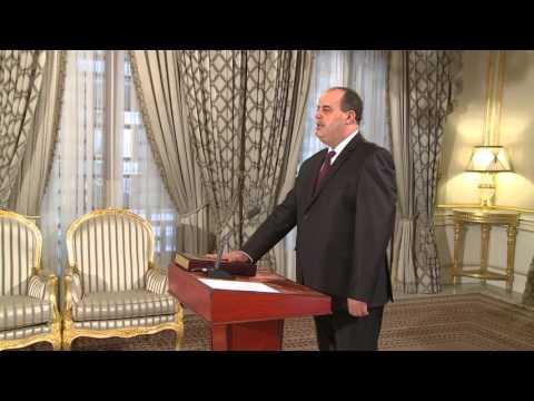 شاهد لحظة تعيين سفير تونس لدى المغرب سنة 2016 قبل سحبه