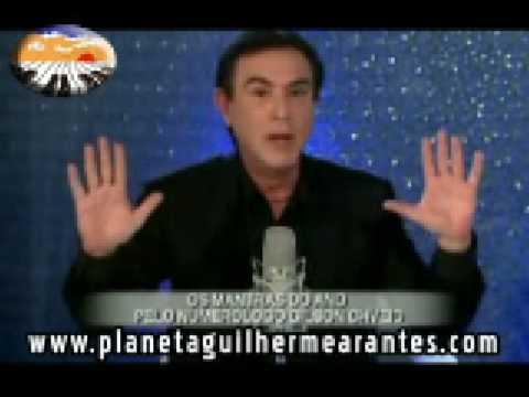 2008 - Música de Guilherme Arantes como mantra para 2009 no Programa do Amaury Jr.