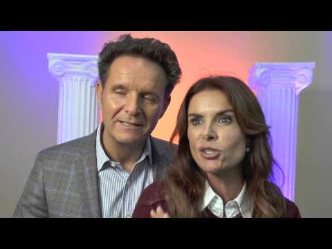 Mark Burnett & Roma Downey Discuss New 'Son of God' Movie