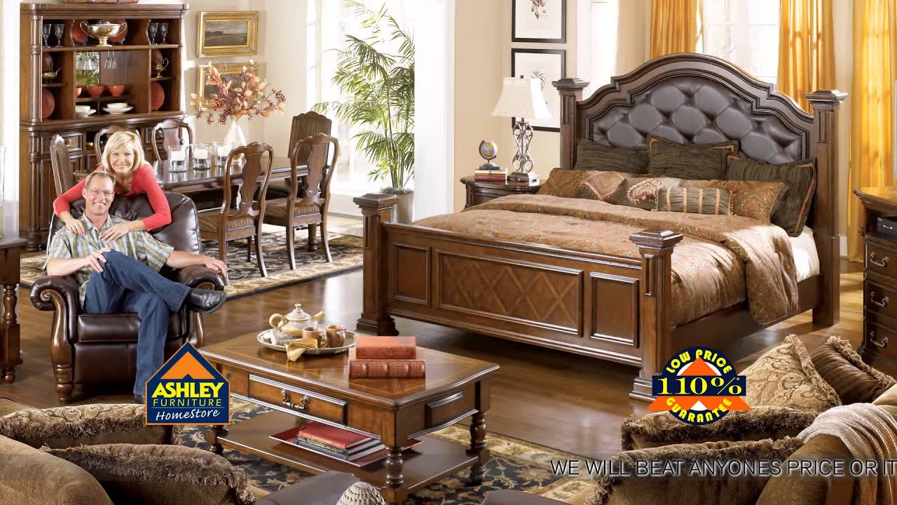 Ashley Furniture Homestore Price Match Guaranteed Or Its Free Youtube