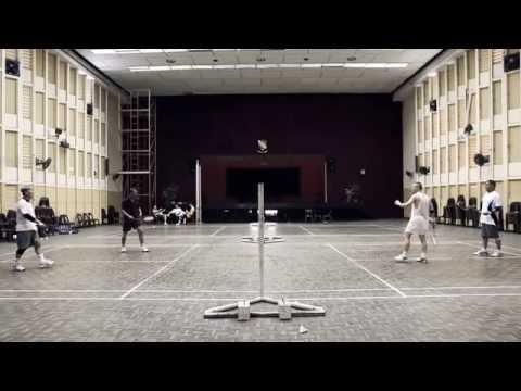 Shuttle Badminton Documentary