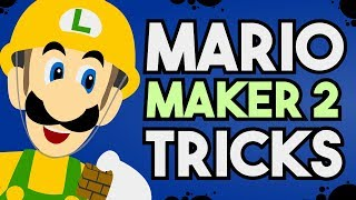 7 Basic Super Mario Maker Tricks, that are likely to work in Super Mario Maker 2.