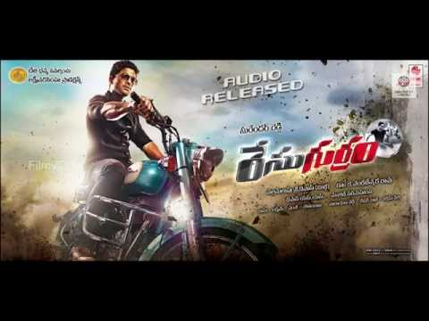 Race Gurram Movie Posters Making - Allu Arjun, Sruthi Hasan,Surender Reddy,Thaman
