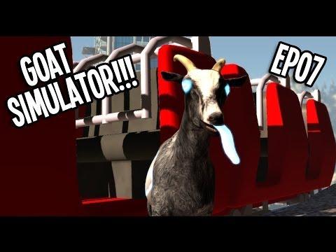 GOAT SIMULATOR Ep 07 -
