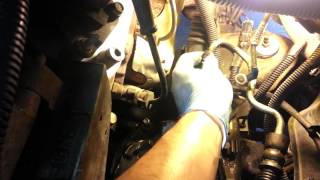 2002 GMC Sierra Power Steering Pump Replacement HOW TO