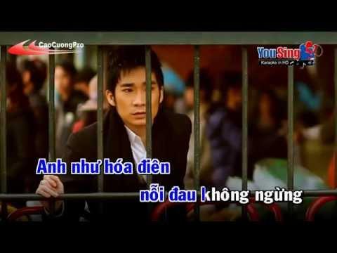Tram Nam Khong Quen Karaoke - Quang Ha