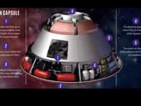Taking Man To Mars: Nasa Reveals The Technology Behind Its Orion Capsule