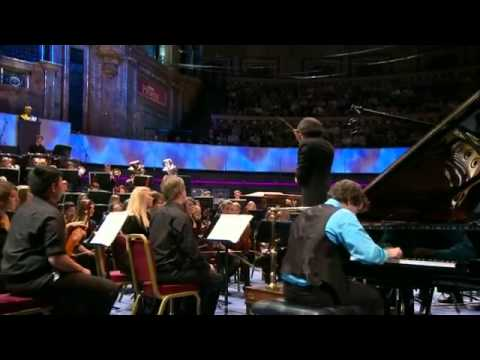 Benjamin Grosvenor -- BBC Proms 2011 [2 5] -- Britten Piano Concerto