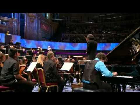 Benjamin Grosvenor -- BBC Proms 2011 [2 5] -- Britten Piano Concerto