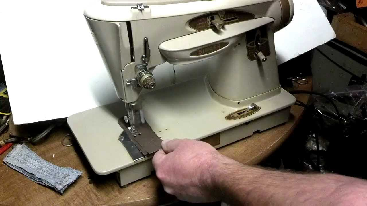 singer sewing machine cams