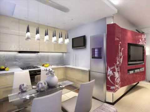 Imaginative modern interior design concepts