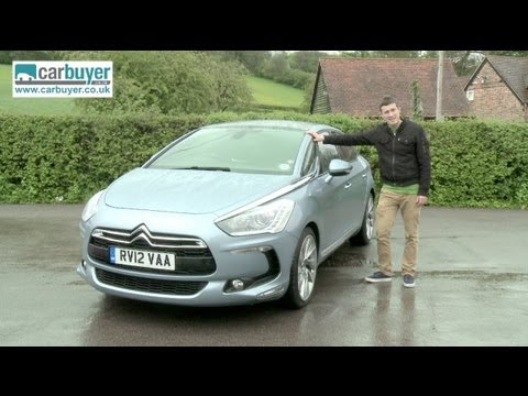 Citroen DS5 review - CarBuyer
