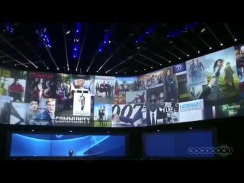 Sony PlayStation E3 2014 Press Conference