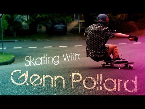Skating With: Glenn Pollard