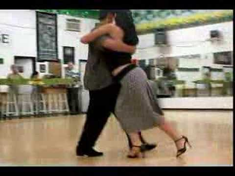 0 Tango Giros Workshop by Oscar Mandagaran & Georgina Vargas