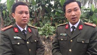 Nóng: Giáo dân Đông Kiều phẫn nộ phản đối kịch liệt khi công an đòi dẹp bỏ hang đá Noel