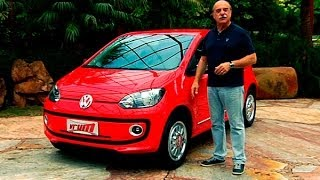 VRUM Volkswagen Up!/ Red [Teste]