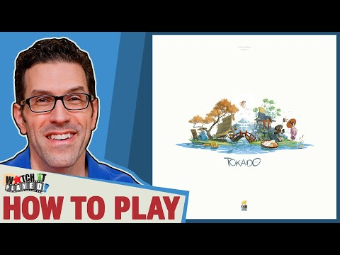 S18E01 - Tokaido - How To Play