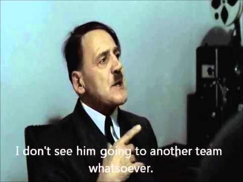 Hitler Reacts to Lebron James Returning to Cleveland Cavaliers