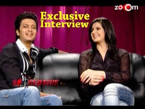 Riteish Deshmukh: Zareen Khan is extremely funny
