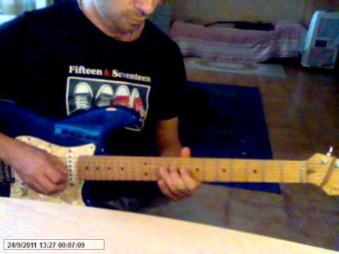Blondie - Maria - Guitar solo