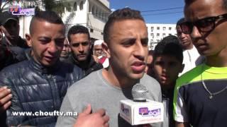 شهادات مؤثرة من أصدقاء الشاب المغربي الذي توفي بألمانيا بعد وصول جثمانه المغرب       خارج البلاطو