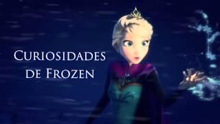 Frozen Curiosidades/Secretos Parte 3 Muy Pronto