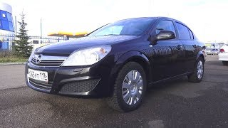 2011 Opel Astra H 1.6 Easytronic. Start Up, Engine, and In Depth Tour.. MegaRetr