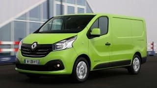 New Renault Trafic In Copenhagen