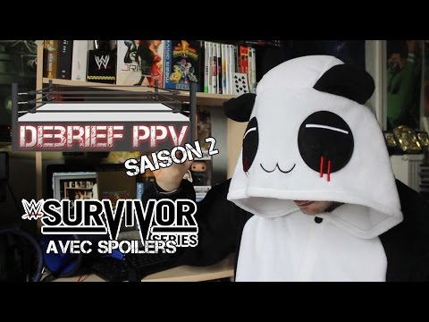 Debrief PPV - S02E09 Survivor Series 2015