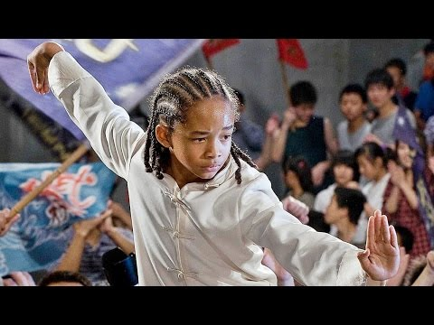 Jackie Chan & Jaden Smith: Karate Kid (Deutscher Trailer + Interviews)
