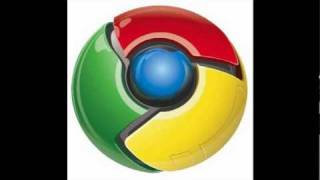 Mensagem Subliminar no logo do Google Chrome