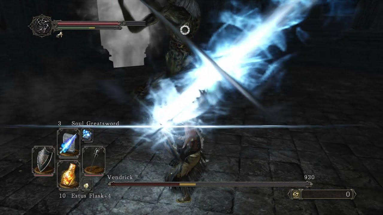 Dark Souls  Op Sorcerer Build