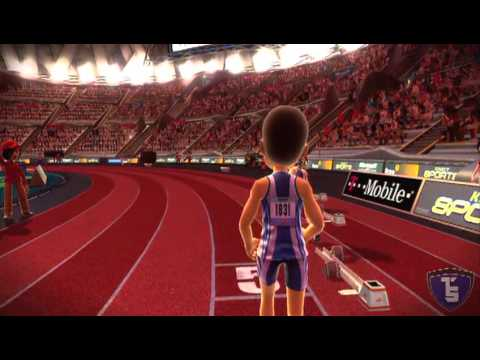 Kinect Sports Olympic Games Pt.2