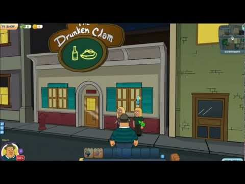Family Guy Online - Behind the Scenes